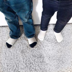 Toddler Dancing Feet
