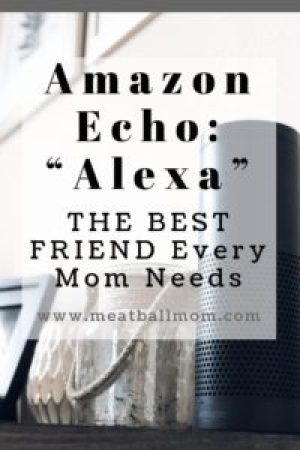 Making Mom friends can be tricky.  Sometimes it's easy, but often it's downright awkward. The Amazon Echo (Alexa, as I call her) will not only be a huge lifesaver for you and your family, but she'll instantly become your new best mom friend. #amazonfinds #amazonecho #amazonechodot #amazonechotips #amazonechoshow #echodothacks #alexa #alexaecho #alexaechotricks #momsbestfriend #giftideas
