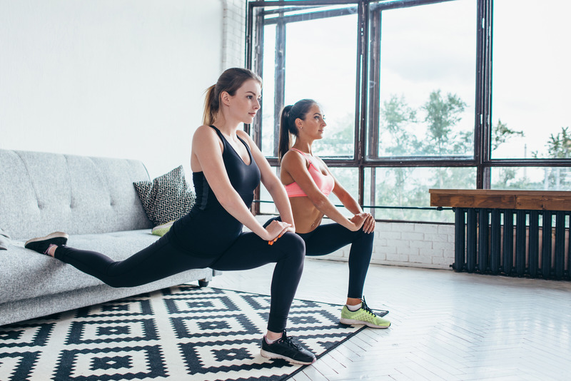 pure-barre-concept-women-lunging-at-home