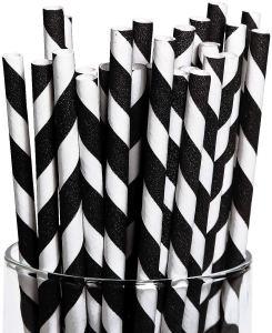 black-and-white-straws
