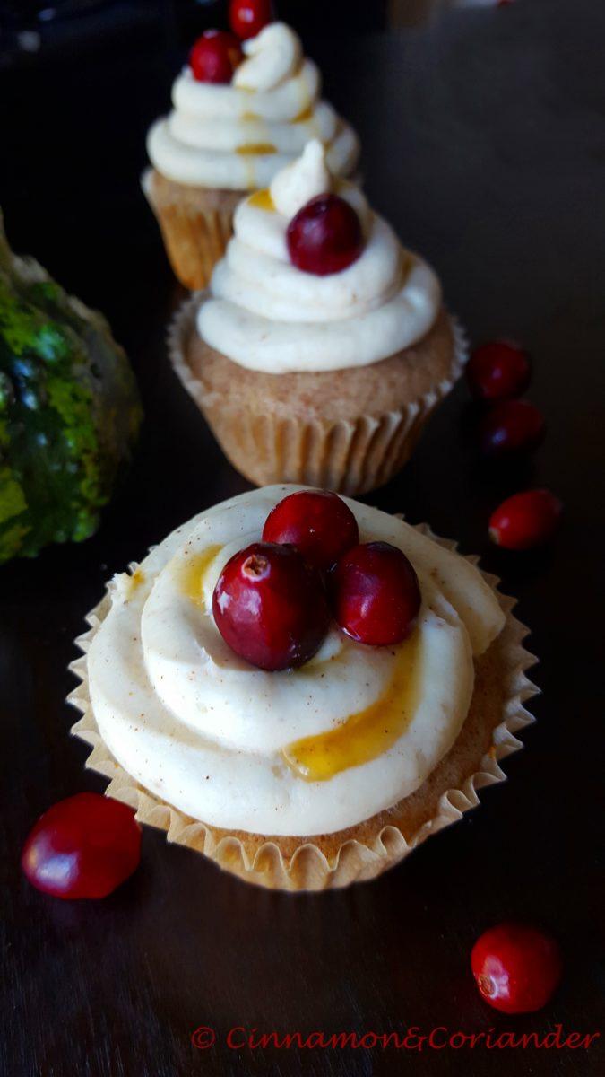cranberry-chai-cupcakes