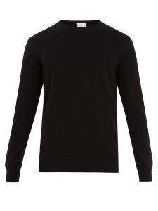 black-cashmere-sweater