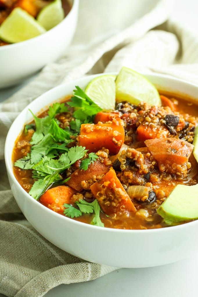 crockpot-southwest-turkey-chili