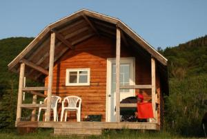 Meat Cove Wilderness Cabins Cape Breton