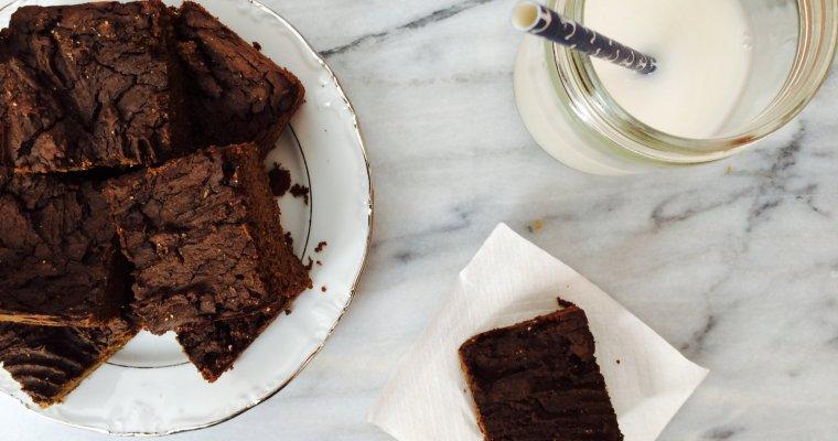 Vegan Keto Protein Brownies