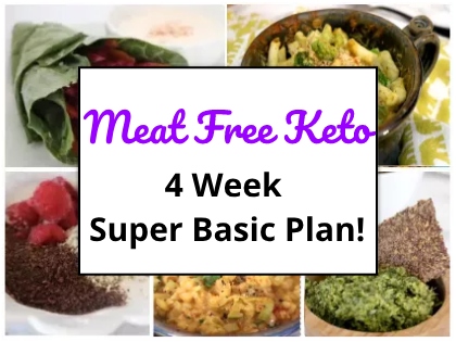 Vegan Keto Meal Plan