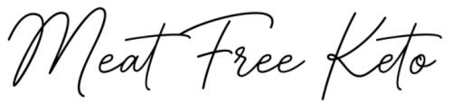 logo for Meat Free Keto blog