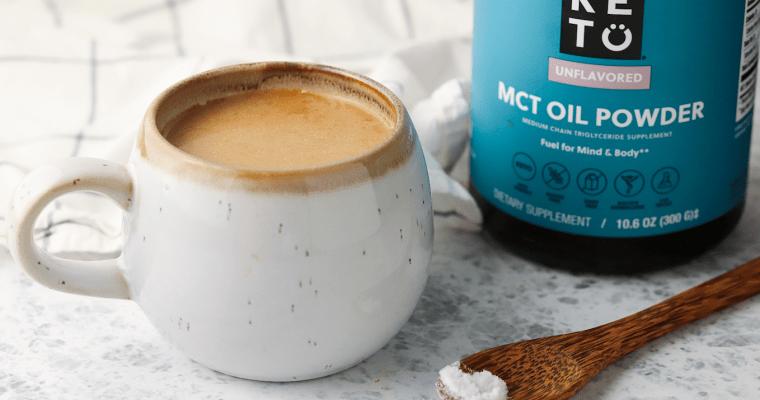 Keto-friendly Vegan Product Review: Perfect Keto MCT Oil Powder