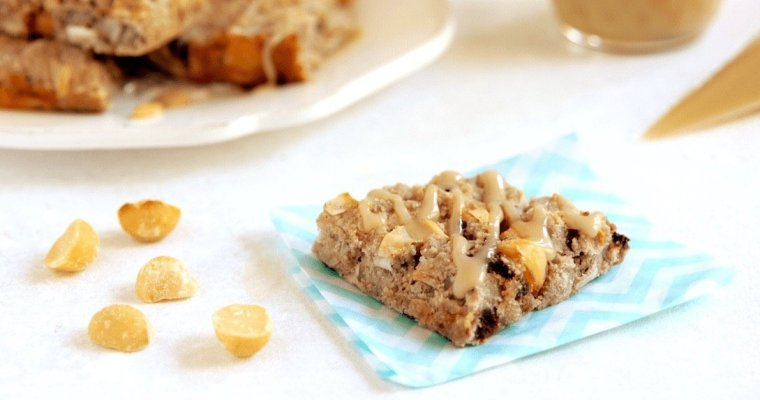 Vegan Keto Coconut Caramel Cookie Bars (gluten-free, soy-free, dairy-free, egg-free)