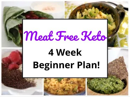 beginner basic vegan keto meal plan