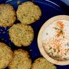 Vegan Keto Air Fryer Falafel | MeatFreeKeto.com - Gluten-free, grain-free, soy-free, nut-free and super tasty!