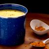 Vegan Keto Golden Milk Tea Latte (dairy-free) | MeatFreeKeto.com
