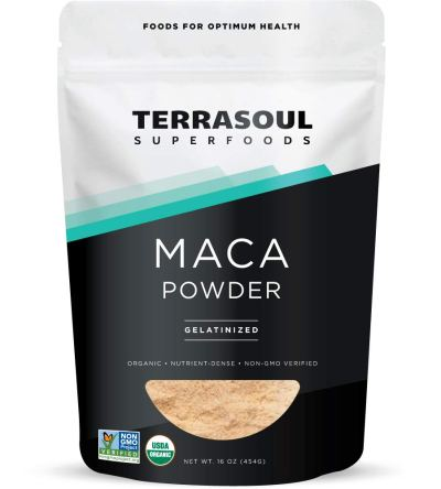 maca powder for vegan keto instant coffee