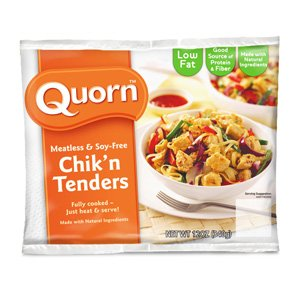 Low Carb Fake Meat | Quorn Chik'n Tenders