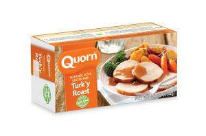 Low Carb Fake Meat | Quorn Turk'u Roast