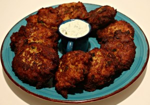 Cauliflower Latke