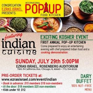 POP UP INDIAN