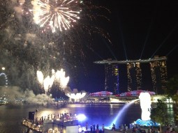 Singapore during Grand Prix