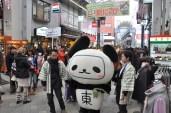 Random sightings in Asakusa, giant puppet