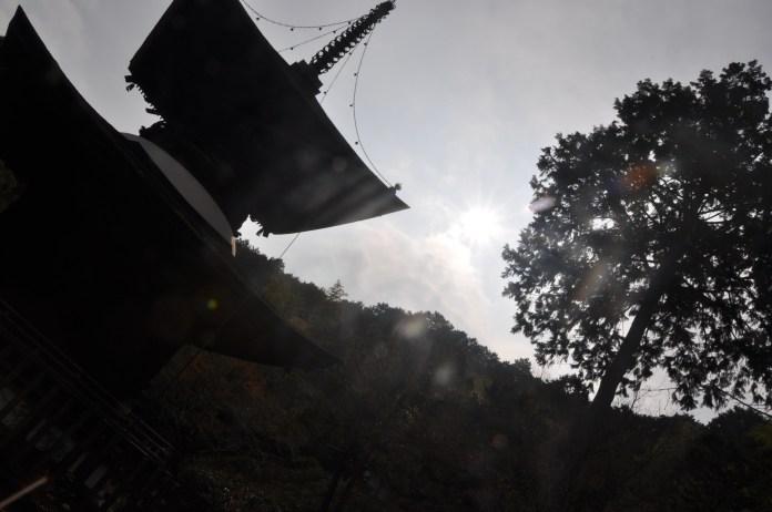 Jojakko Ji temple Pagoda