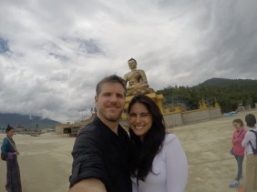 The largest Buddha in the world