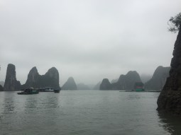 The amazing cliffs