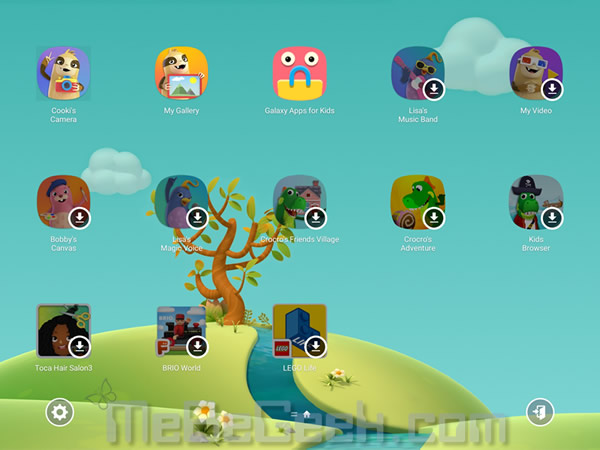 How To Set up a Child Friendly Android Device - Samsung Kids Mode