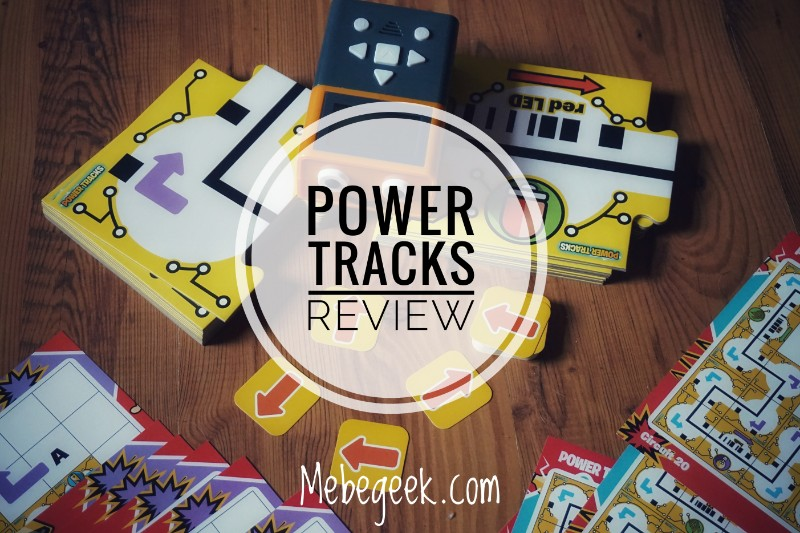 Power Tracks Review – Learning to Code