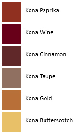 Dessert - Kona - French Color Palettes - Me Being Crafty