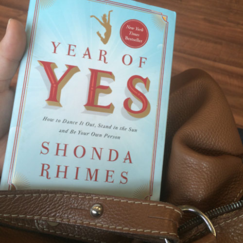 Year Of Yes - Shonda Rhimes