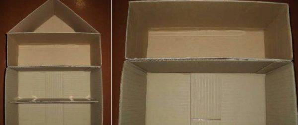 Способ соединения коробок