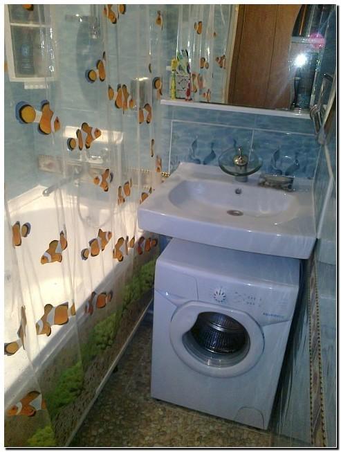 ванные комнаты дизайн фото 2 и 3 кв м со стиральной машиной 6