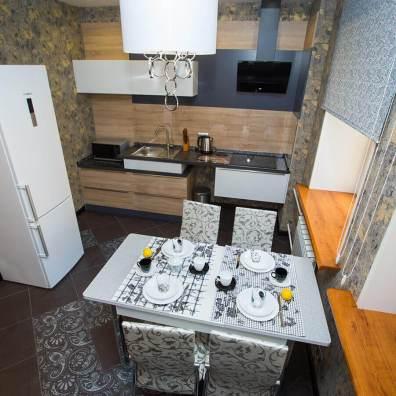 Кухня 11 в современном стиле фото 1