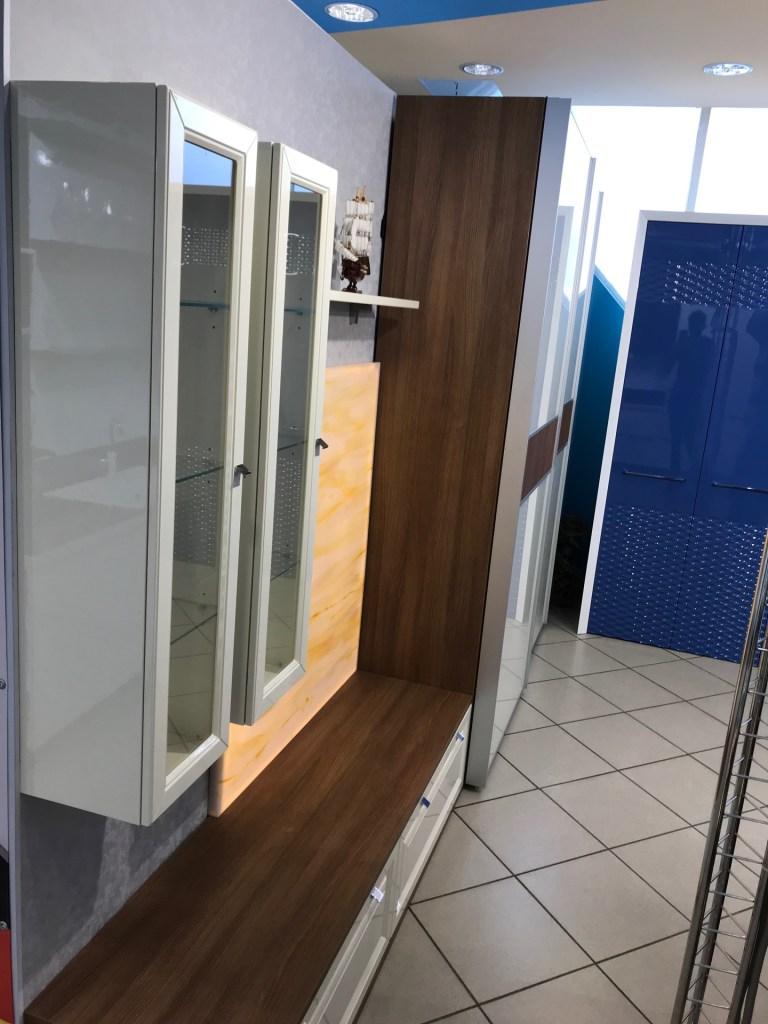 Шкаф с тумбой и навесными модулями IMG_596