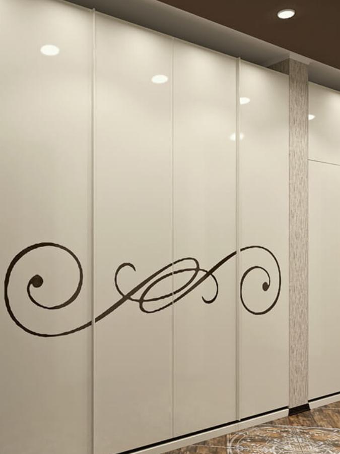 Шкаф Stencil из МДФ