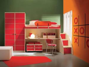 детская комната, мебель для детской