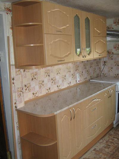 кухня под заказ Новомосковск