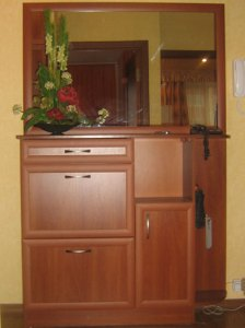 Новомосковск прихожая, цена мебели для прихожей