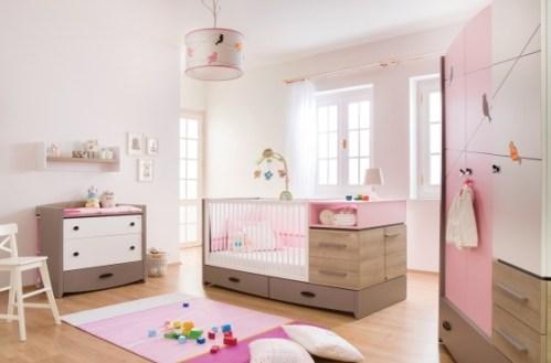 детская Pink Birdy Baby - Детские
