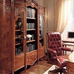 "Книжный шкаф – <a href=""/catalog/kabinet/id5148"">кабинет Reggenza Luxury</a>"