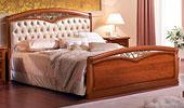 Кровать 180х200 CURVO Ferro Capitonne