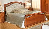 Кровать 180х200 Кожа