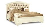 Кровать Giorgione Capitonne 160х200б/изн