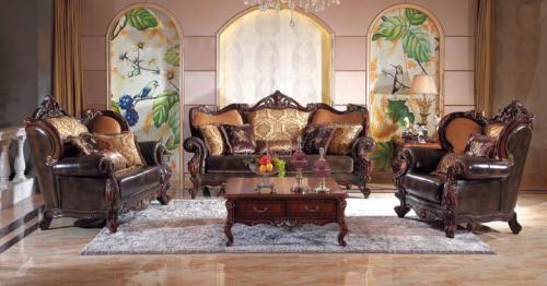 мягкая мебель Francisc-2 Brown - Мягкая мебель