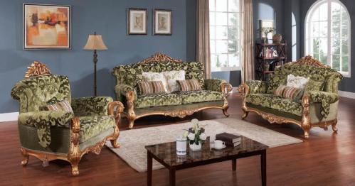 мягкая мебель Ludovik-1 Green - Мягкая мебель