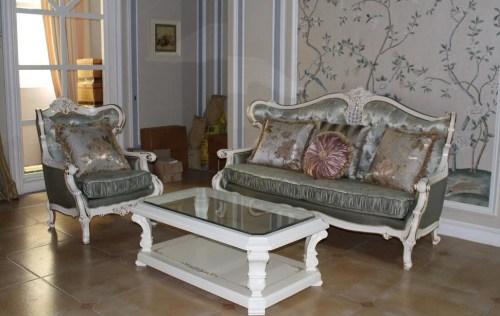 мягкая мебель Зевс фабрика Fanbel