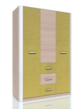 Шкаф комбинированный Лён
