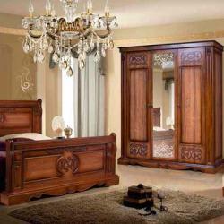 Спальный гарнитур Амелия фабрика КМК мебель