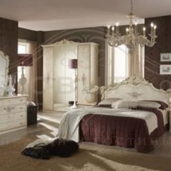 Спальный гарнитур Амелия спальня фабрика Ювита