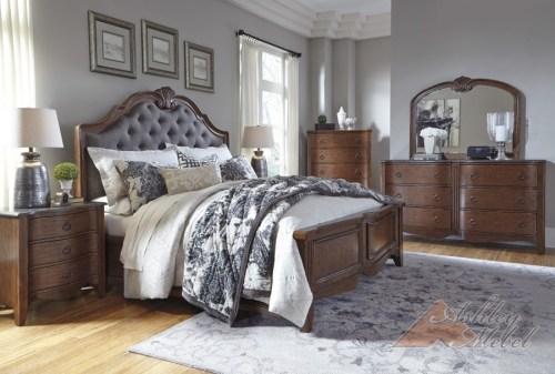 Спальный гарнитур Balinder - Спальни